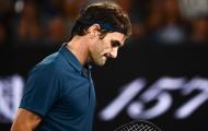 Đương kim vô địch Federer gục ngã tại vòng 4 Australian Open