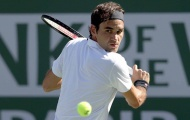 Roger Federer đứng trước thời khắc lịch sử tại Indian Wells