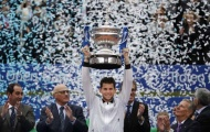 Hủy diệt Medvedev, Dominic Thiem lần đầu vô địch Barcelona Open
