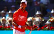 Vượt ải Dominic Thiem, Novak Djokovic điền tên minh vào chung kết Madrid Masters
