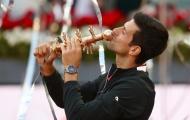 Đòi nợ Tsitsipas thành công, Djokovic lần thứ 3 vô địch Madrid Masters
