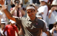 Ngày 8 Roland Garros: Roger Federer, Rafael Nadal thẳng tiến tứ kết