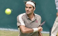 Federer vượt khó ngày ra quân ở Halle Open