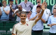 Thắng dễ Herbert, Federer lần thứ 13 vào chung kết Halle Open