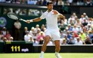 Thua 2 game giao bóng, Novak Djokovic vẫn thắng dễ ở vòng 2 Wimbledon