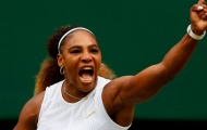 Đơn nữ Wimbledon 2019: Serena Williams và Simona Halep thẳng tiến vào bán kết
