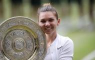 Khuất phục Serena Williams, Simona Halep lần đầu đăng quang Wimbledon