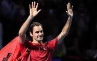 Hạ đẹp Tsitsipas, Roger Federer rộng cửa bảo vệ ngôi vương ở Basel Open