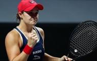 WTA Finals: Kiki Bertens bỏ cuộc, Bencic và Barty vào bán kết