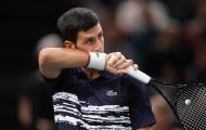 Bán kết Paris Masters: Djokovic khẳng định đẳng cấp, Nadal bỏ cuộc vì chấn thương