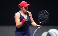 Phế truất Svitolina, Ashleigh Barty lần đầu đăng quang ở WTA Finals, nhận số tiền thưởng kỷ lục