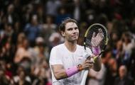 Rafael Nadal lên tiếng về việc rút lui khỏi Paris Masters