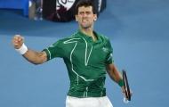Thắng thuyết phục Federer, Novak Djokovic vào chung kết Australian Open 2020