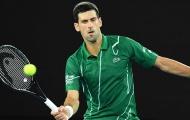 Thắng dễ đối thủ ngoài top 200, Novak Djokovic ra quân thuận lợi ở Dubai