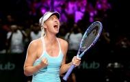 Maria Sharapova tuyên bố giải nghệ