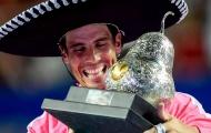 Lập hàng loạt kỷ lục ở Mexico, Rafael Nadal nói gì