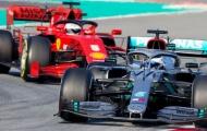 Mercedes tiếp tục thống trị F1 mùa giải 2020