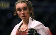 Nữ võ sĩ UFC bị cấm thi đấu 2 tháng