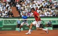 Rafael Nadal: Roger Federer là vua trên sân đất nện