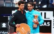 Rafael Nadal cảm ơn Novak Djokovic vì đóng góp vào quỹ từ thiện COVID-19 của mình