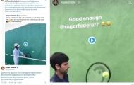 Làng quần vợt giữa đại dịch COVID-19: Sharapova đấu giá vợt, Federer và Djokovic tạo trào lưu trên mạng xã hội