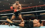 Mike Tyson thể hiện sức mạnh trước thềm tái xuất