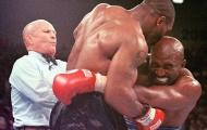 Mike Tyson kiếm được 3 triệu USD từ màn cắn tai Holyfield