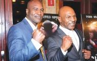 Holyfield trở lại để phục thù Mike Tyson?