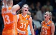 Vẻ đẹp dàn hoa khôi của bóng chuyền Hà Lan