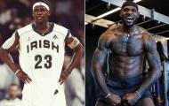 LeBron James và 10 VĐV bóng rổ phát triển cơ bắp đáng kinh ngạc