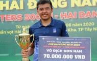 Lý Hoàng Nam vô địch giải VTF Masters 500