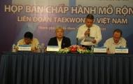 Taekwondo Việt Nam trở lại mạnh mẽ sau đại dịch