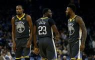 """NBA ngày 5/1: Warriors """"làm gỏi"""" Rockets"""