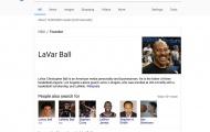 "Google thừa nhận sai lầm khi gọi LaVar Ball là ""NBA Founder"""