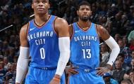 Westbrook 'bày mưu' để ngăn George gia nhập Lakers
