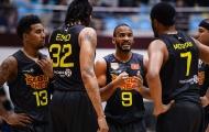 """""""Thánh nhập"""" Williams, Saigon Heat kiên cường đánh bại Hong Kong Eastern ở hiệp phụ"""