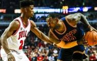 Jimmy Butler trở thành khắc tinh số 1 của LeBron James