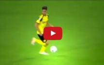 Màn trình diễn ấn tượng của Julian Weigl vs Real Madrid