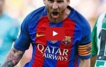 Top 10 pha solo ghi bàn của Lionel Messi