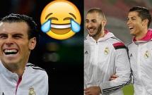 Những pha hài hước khó đỡ của Ronaldo và đồng đội