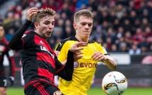 Bayer Leverkusen 2 - 0 Dortmund (vòng 6 Bundesliga)