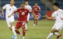 U19 Triều Tiên 1-3 U19 UAE (VCK U19 châu Á 2016)