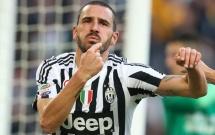 Bonucci - trung vệ thép của Juventus