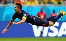Cú đánh đầu tuyệt đỉnh của Van Persie vs Spain