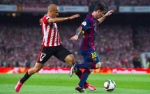 Lionel Messi solo qua rừng hậu vệ, dứt điểm lạnh lùng