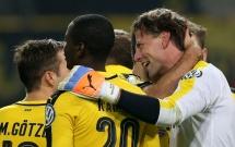 Borussia Dortmund 1-1 Union Berlin (Cúp Quốc gia Đức)