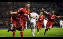 Liverpool từng hủy diệt Real Madrid 4 bàn không gỡ