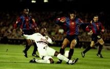 Trận cầu kinh điển, Barcelona 3-3 Manchester United