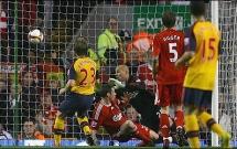 Trận cầu kinh điển, Liverpool 4-4 Arsenal
