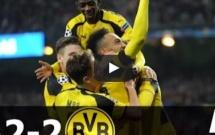 Real Madrid 2 - 2 Borussia Dortmund (vòng bảng Champions League)